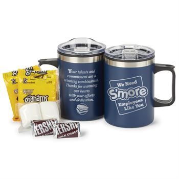 We Need S'more Employees Like You Sonoma Stainless Mug With Smores