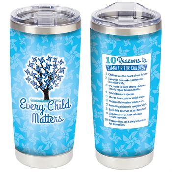 Every Child Matters Full-Color Tumbler