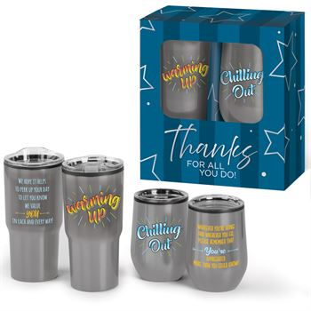 Warming Up/Chilling Out Gift Set