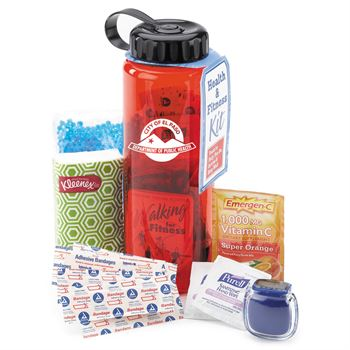 Health & Fitness To Go Kit