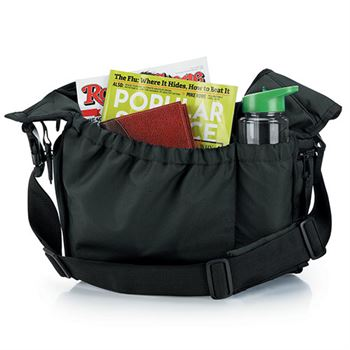 On-The-Go Insulated Sling Diaper Bag Combo Kit