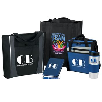 Welcome To The Team Deluxe 6-Gift Set
