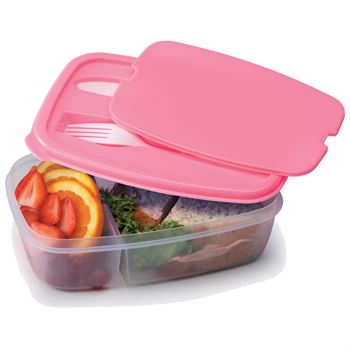 Insulated Lunch Bag & Food Container Gift Combo