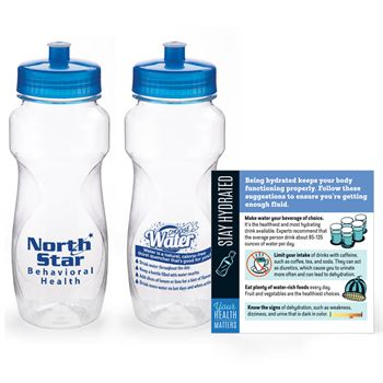 Stay Hydrated Wellness Kit - Personalization Available