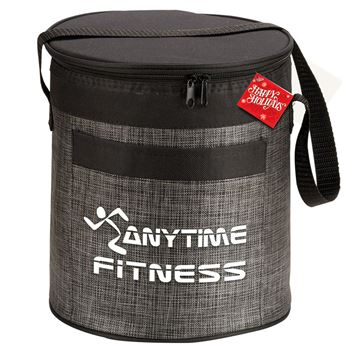 Barrel Cooler Bag with Holiday Gift Card - Personalization Available
