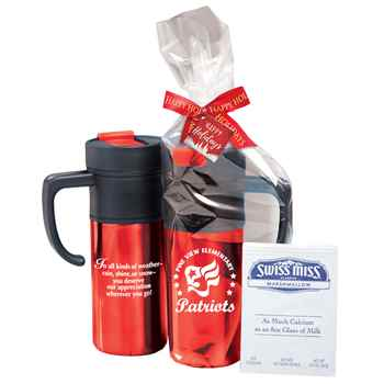 Cocoa-To-Go Gift Set - Personalization Available
