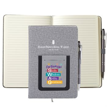 Our Team Has SWAG Northfield Phone Pocket Journal - Personalization Available