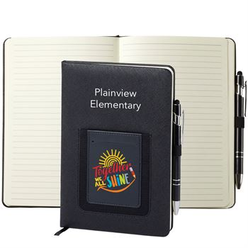 It Takes A Team To Help Children Dream Northfield Phone Pocket Journal - Personalization Available