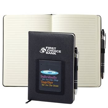 Individually We Are One Drop, Together We Are The Ocean Northfield Phone Pocket Journal - Personalization Available