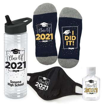 Class of 2021 On-The-Go Combo Kit - Personalization Available