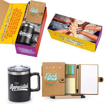 Welcome To The Best Team Ever Gift Box #3 - Card Personalization Available