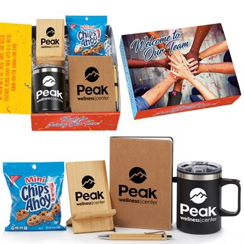 Welcome To Our Team 4-Piece Onboarding Kit�- Personalization Available