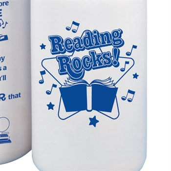 Reading Rocks! Water Bottle