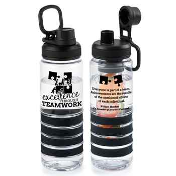 Excellence Through Teamwork Fresno Fruit Infuser Water Bottle 24-Oz.