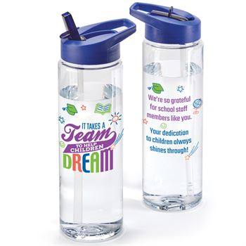 It Takes A Team To Help Children Dream Solara Water Bottle 24-Oz.