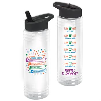 Thanks For Being Epic Solara Water Bottle 24-Oz.