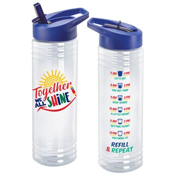 Together We All Shine Solara Water Bottle 24-Oz.