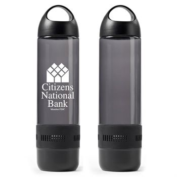 Audio Bottle With Bluetooth® Speaker 17-oz. - Personalization Available