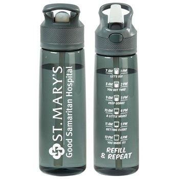 Refill & Repeat Wellness Tritan ™ Water Bottle 28-Oz.