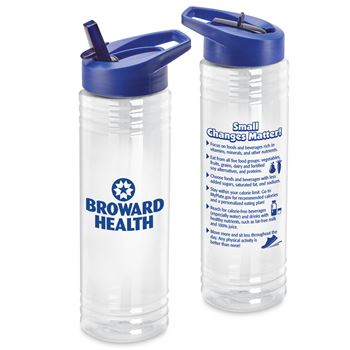 Small Changes Matter! Solara Water Bottle 24-Oz.