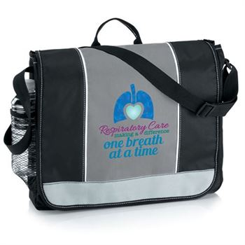 Respiratory Care: Making A Difference One Breath At A Time Access Messenger Bag