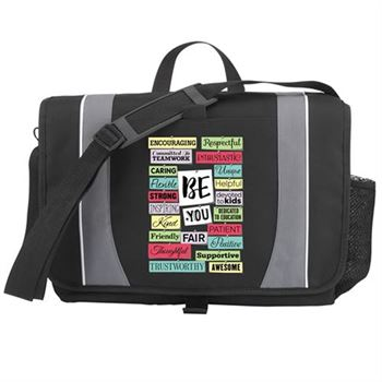 Be You Access Messenger Bag