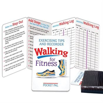 Walking For Fitness Pocket Pal