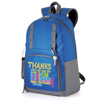 Thanks For All You Do Canyon Laptop Backpack