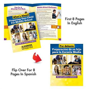 Preparing For Middle School: Guidebook For Parents & Guardians