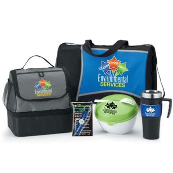 Environmental Services Capable Caring Committed Deluxe Gift-A-Day Pack