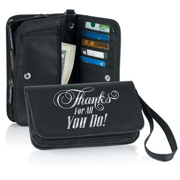 Thanks For All You Do! Cell Phone Wristlet