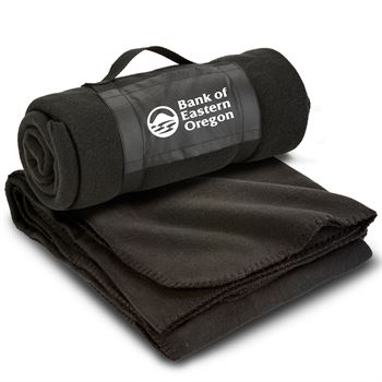 Roll-Up Eco Blanket - Personalization Available
