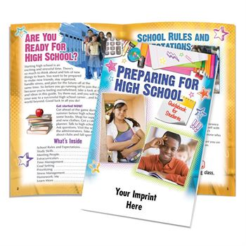Preparing For High School: Guidebook For Students