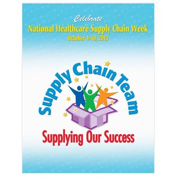 Celebrate National Healthcare Supply Chain Week Posters