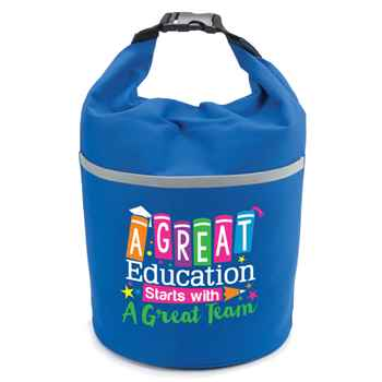 A Great Education Starts With A Great Team Bellmore Cooler Lunch Bag