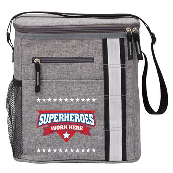 Superheroes Work Here Westbrook Lunch/Cooler Bag