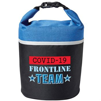 COVID-19 Frontline Team Bellmore Cooler Lunch Bag