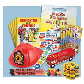 Firefighter Deluxe Open House Kit