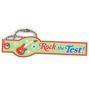 Rock The Test! Positive Patch