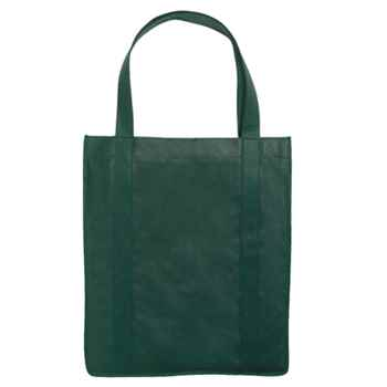 Non-Woven Shopper Tote With Gusset - Personalization Available