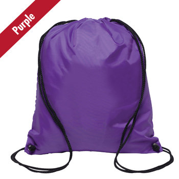 Your Message Drawstring Sport Pack - Personalization Available