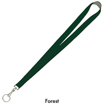 Classic Standard Woven Lanyard - Personalization Available
