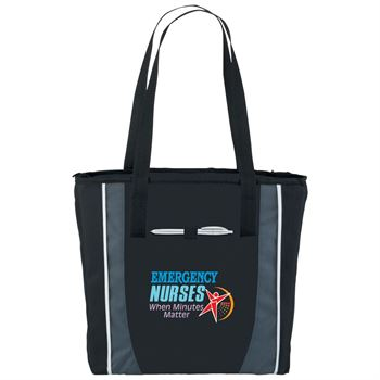 Emergency Nurses When Minutes Matter Prime Zip Tote