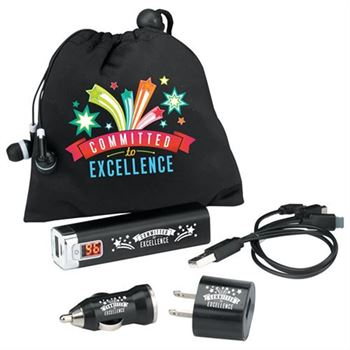 Committed To Excellence Mobile Accessory Kit