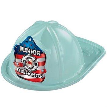 Patriotic Maltese Glow In The Dark Firefighter Hat
