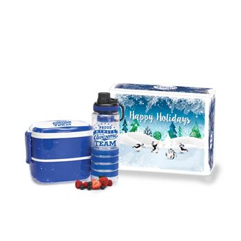 Proud Member Of An Awesome Team Happy Holidays Healthy Choices To Go Combo