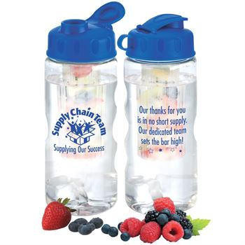 Supply Chain Team: Supplying Our Sucess - Fruit Infuser Water Bottle