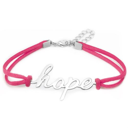 Hope Corded Bracelet
