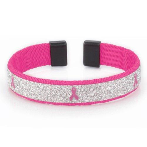 Glitter Awareness Bracelet