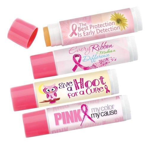 Breast Cancer Awareness Lip Balm Assortment Pack